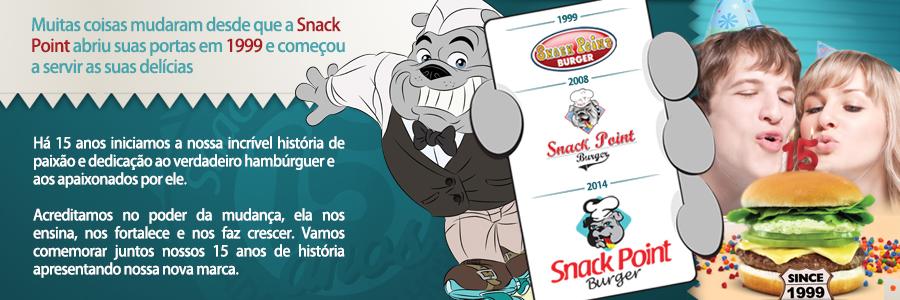 Snack Point | Nova Marca