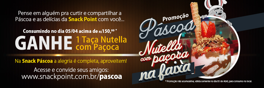 Pascoa | Snack